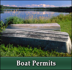Click here to Reserve Boat Permits